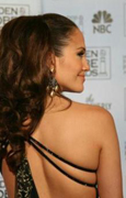 Jennifer Lopez ai Golden Globe 2007