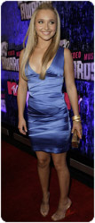 hayden panettiere vma 2007