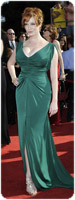 Christina Hendricks agli Emmy Awards 2008