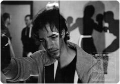 Nicolas Vaporidis fa Alain Delon