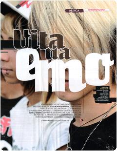 Vita da emo su XL de La Repubblica